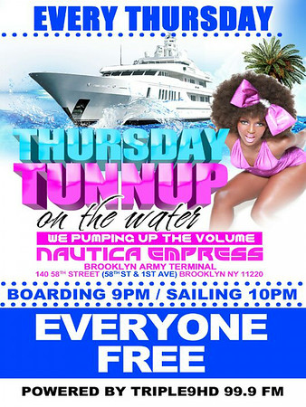 06/26/14 Thursday Tun Up On The Water