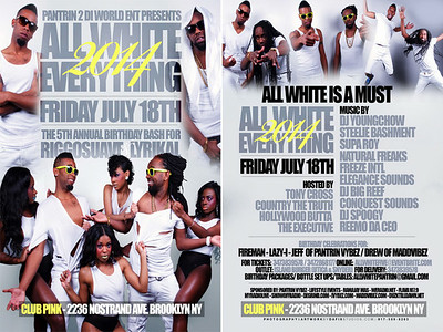 07/18/19 All White Everything