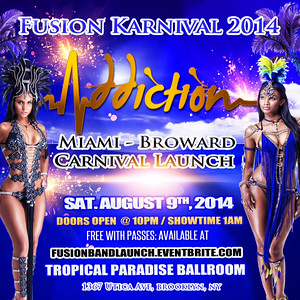 08/09/14 Fusion Karnival Band Launch
