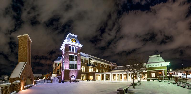 The Erickson Alumni Center II