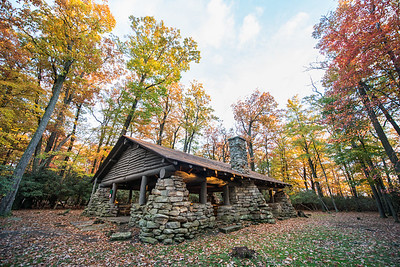 Autumn_Coopers Rocks_West Virginia_photo by Gabe DeWitt_October 15, 2014-11