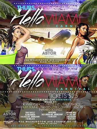 10/09/14 Hello Miami