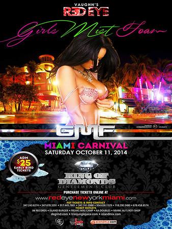 10/11/14 Redeye Miami