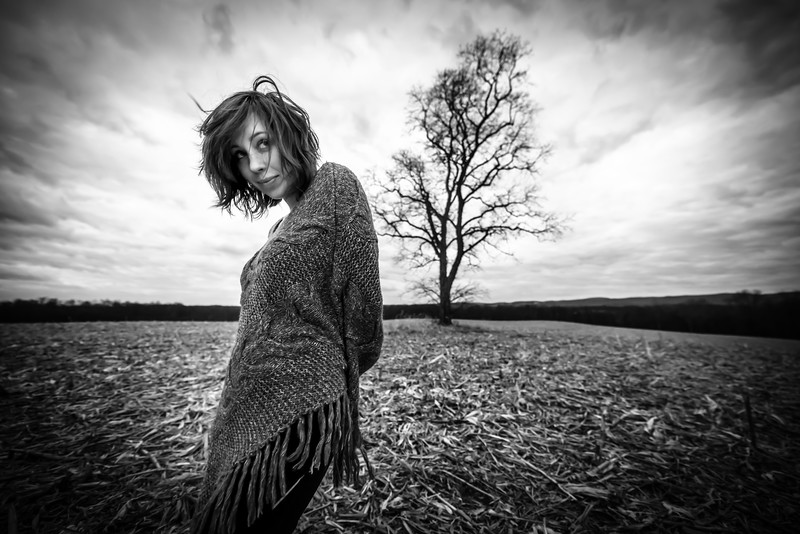 Tara Smith_Tree in a field_West Virginia_photos by Gabe DeWitt_November 30, 2014-76-3