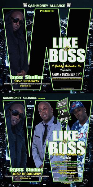 12/12/14 Like A Boss