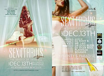 12/13/14 Sexittarius Affair