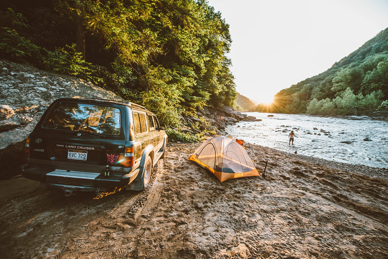 Camping-Devils-Den-Cheat-River-WV_May_31_2014_6-2