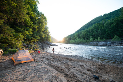 Camping-Devils-Den-Cheat-River-WV_May_31_2014_5