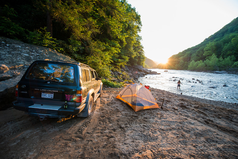 Camping-Devils-Den-Cheat-River-WV_May_31_2014_6