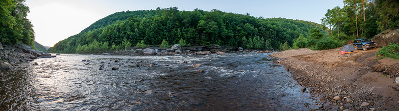 Camping-Devils-Den-Cheat-River-WV_May_31_2014_91-Pano