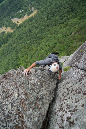 Seneca Rocks West Virginia_photos by Gabe DeWitt_July 13, 2014-89