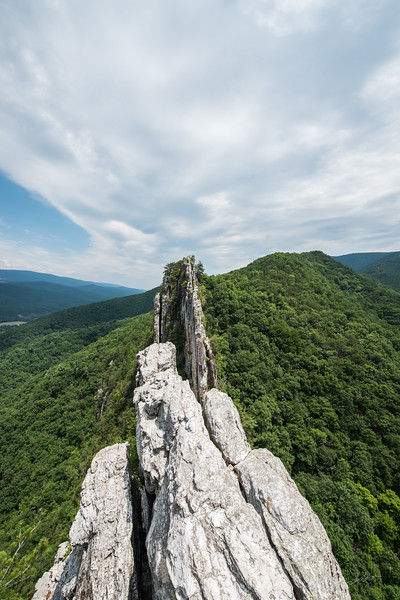 Seneca Rocks West Virginia_photos by Gabe DeWitt_July 13, 2014-107