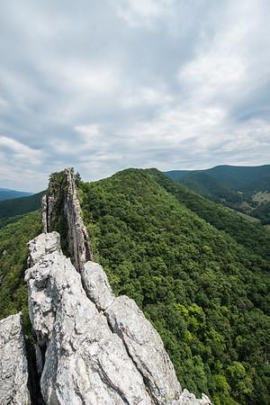 Seneca Rocks West Virginia_photos by Gabe DeWitt_July 13, 2014-108