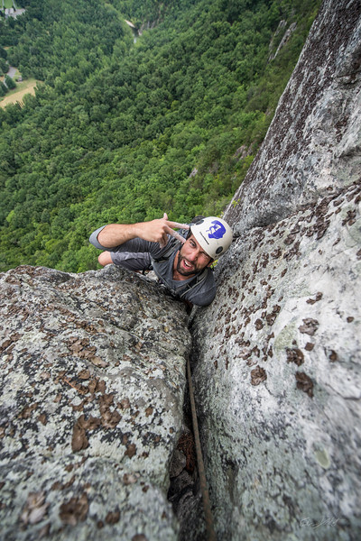 Seneca Rocks West Virginia_photos by Gabe DeWitt_July 13, 2014-95