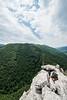 Seneca Rocks West Virginia_photos by Gabe DeWitt_July 13, 2014-114