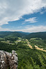 Seneca Rocks West Virginia_photos by Gabe DeWitt_July 13, 2014-119
