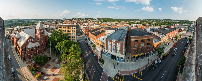 Atop Morgantown_West Virginia_photo by Gabe DeWitt_July 31, 2014-100