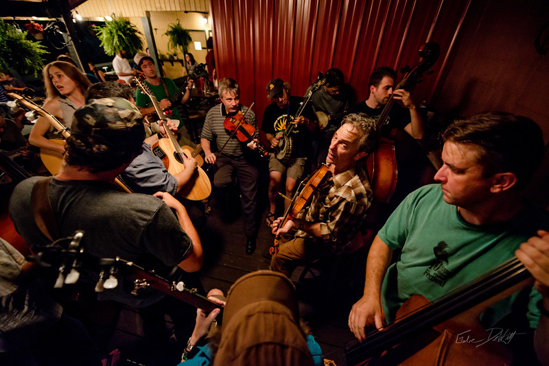 Blue Grass Night_Morgantown Brewing Company_West Virginia_photo by Gabe DeWitt_August 20, 2014-14
