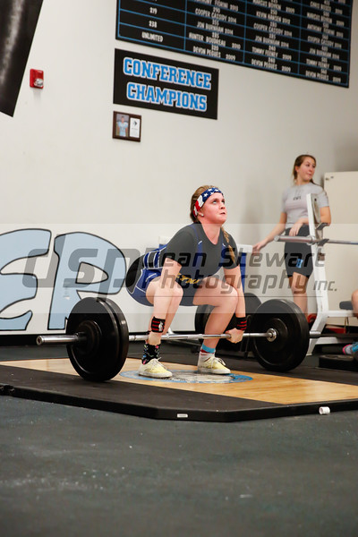 Lyman Girls Weightlifting At Hagerty 12 10 14 Dsp Photo