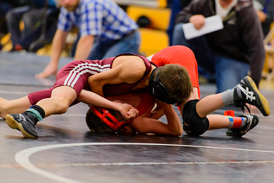 West Side MS Regional Wrestling Meet-98-5