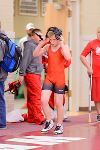 West Side Middle School Wrestling-9-2