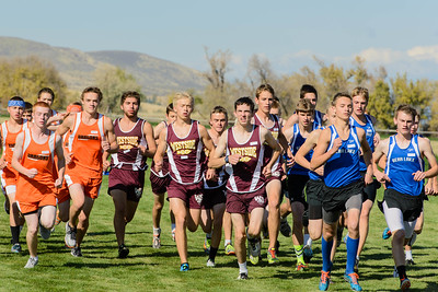 District Cross Country Meet 2015-8-1