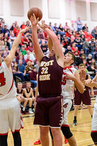 District Champions West Side 57 v  Soda Springs 44-143