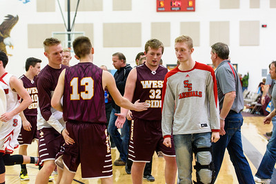 District Champions West Side 57 v  Soda Springs 44-51