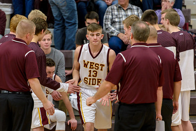 West Side 52 v  Firth 55-11