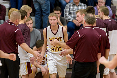 West Side 52 v  Firth 55-8
