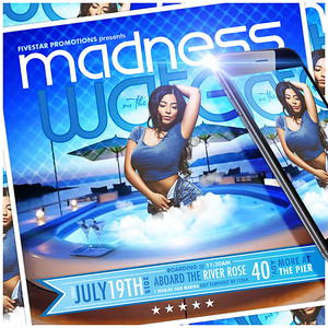 07/19/15 Madness On The Water
