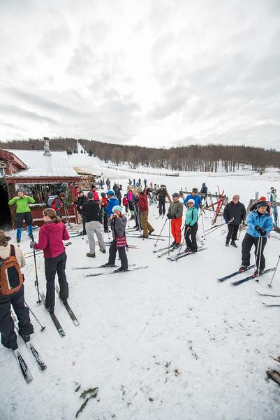 White Grass_Hash Ski_Canaan Valley_West Virginia_photo by Gabe DeWitt_January 11, 2015-12