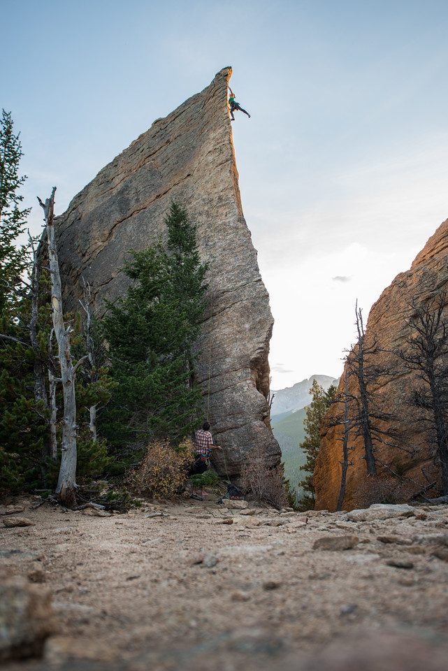 Adventure Photography; Colorado; Estes; Favorite things; Gabe DeWitt; Jurassic Park; Lilly Lake; Park; People; Places; adventure sports; climbers; climbing; crack of time; rocks