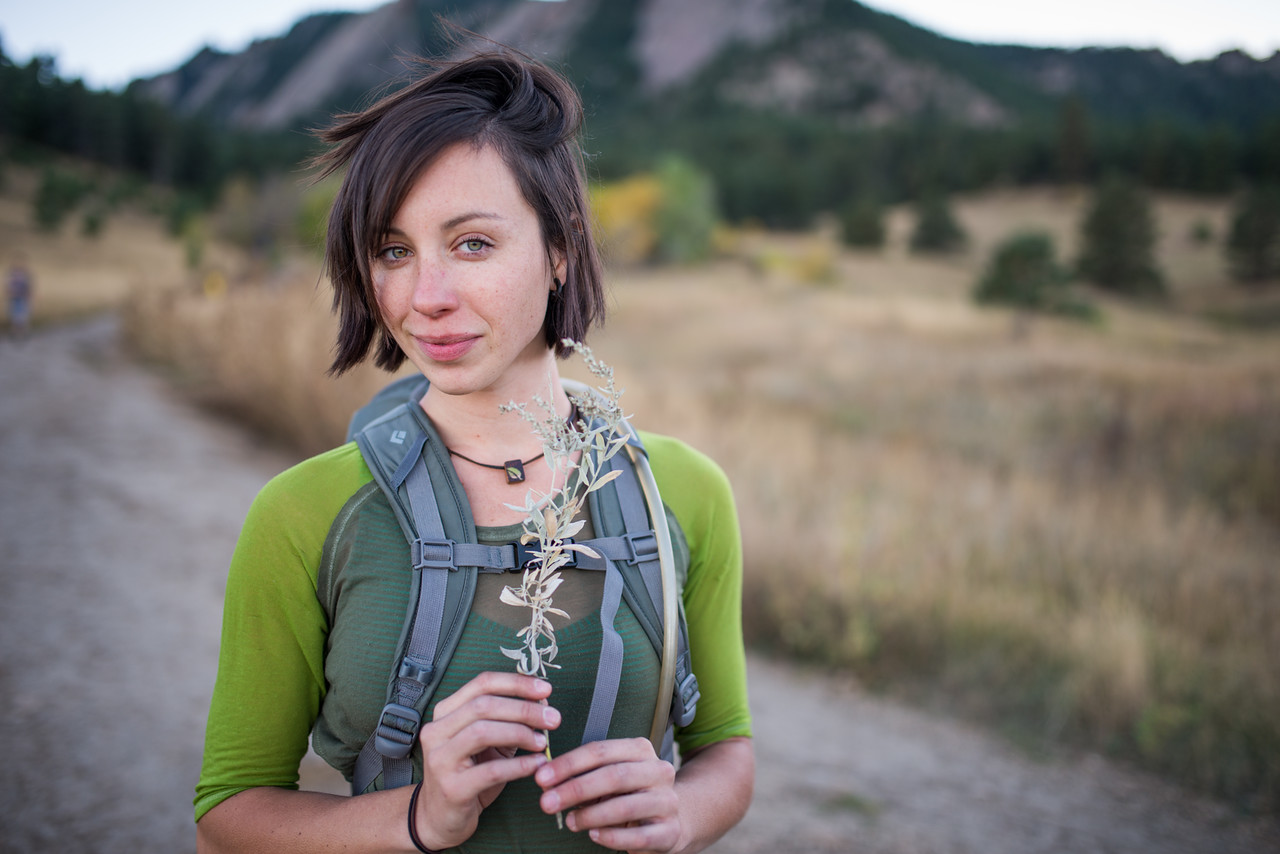 Flat; Irons; Boulder; Colorado; Adventure; Boulder; Colorado; Female model; Gabe DeWitt; Girl; Model; October; People; Places; Tara Smith; adventure sports; person; portrait