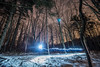 Coopers Rocks_Cross Country Skiing_Light Pilars_Winter_West Virginia_photo by Gabe DeWitt_February 21, 2015-143