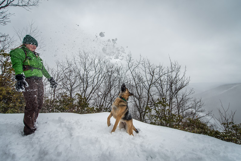 Cross Country Skiing_Snake Hill_West Virginia_photo by Gabe DeWitt_February 21, 2015-25