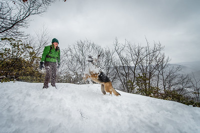 Cross Country Skiing_Snake Hill_West Virginia_photo by Gabe DeWitt_February 21, 2015-27
