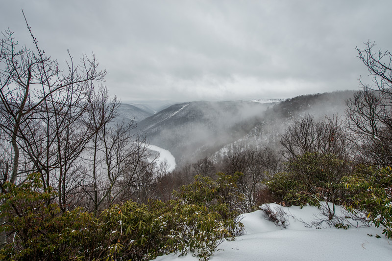Cross Country Skiing_Snake Hill_West Virginia_photo by Gabe DeWitt_February 21, 2015-18