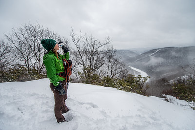Cross Country Skiing_Snake Hill_West Virginia_photo by Gabe DeWitt_February 21, 2015-10