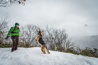 Cross Country Skiing_Snake Hill_West Virginia_photo by Gabe DeWitt_February 21, 2015-28