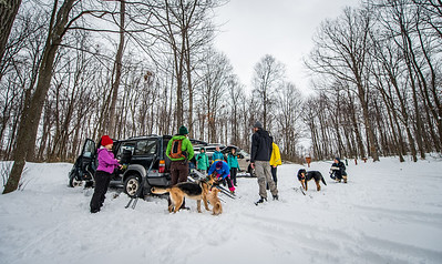 Cross Country Skiing_Snake Hill_West Virginia_photo by Gabe DeWitt_February 21, 2015-4