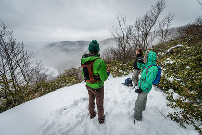Cross Country Skiing_Snake Hill_West Virginia_photo by Gabe DeWitt_February 21, 2015-22