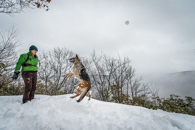 Cross Country Skiing_Snake Hill_West Virginia_photo by Gabe DeWitt_February 21, 2015-29