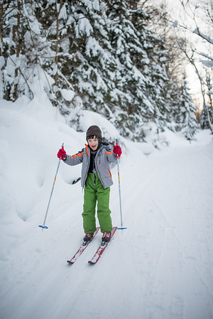 My Lad_Cross Country Skiing_White Grass_Canaan Valley_West Virginia_photo by Gabe DeWitt_February 28, 2015-211