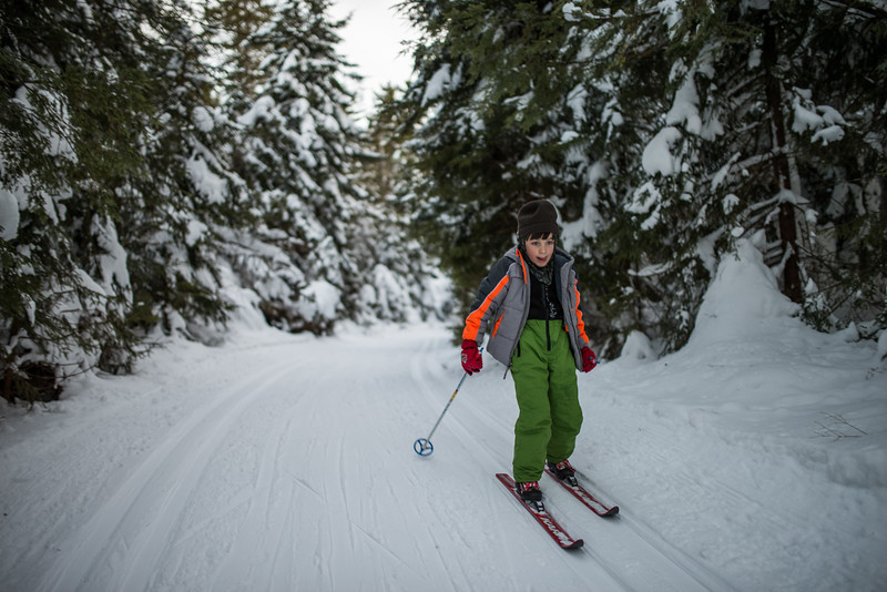 My Lad_Cross Country Skiing_White Grass_Canaan Valley_West Virginia_photo by Gabe DeWitt_February 28, 2015-217