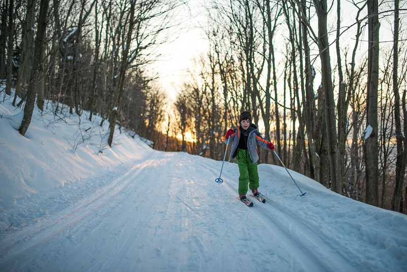 My Lad_Cross Country Skiing_White Grass_Canaan Valley_West Virginia_photo by Gabe DeWitt_February 28, 2015-238
