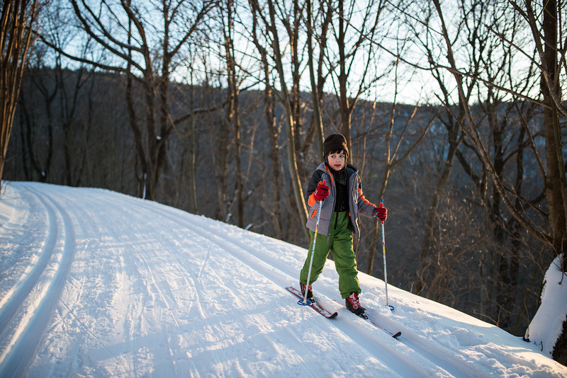 My Lad_Cross Country Skiing_White Grass_Canaan Valley_West Virginia_photo by Gabe DeWitt_February 28, 2015-229