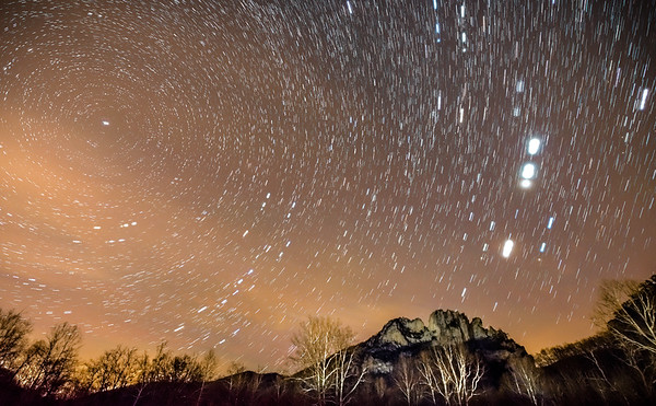 Climbing_Seneca Rocks_West Virginia_photo by Gabe DeWitt_February 09, 2015-343
