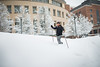 Snow Day_Cross Country Skiing_WVU_West Virginia_photo by Gabe DeWitt_March 05, 2015-58
