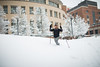 Snow Day_Cross Country Skiing_WVU_West Virginia_photo by Gabe DeWitt_March 05, 2015-57